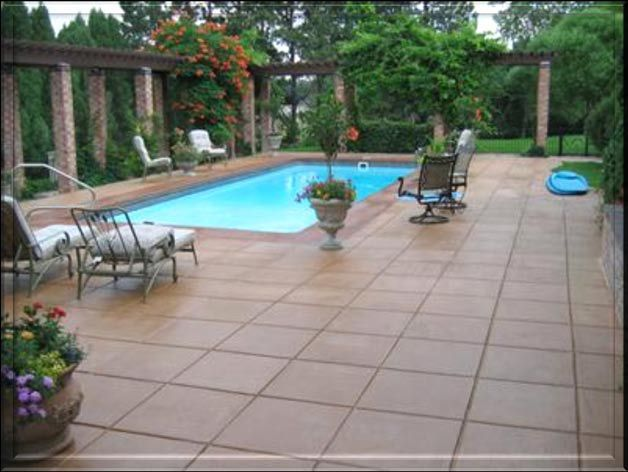 Acid Stain DIY Kits | Free Tech. Support U0026 Free Shipping | Anyone Can Do.  Stamped Concrete PatiosConcrete ...