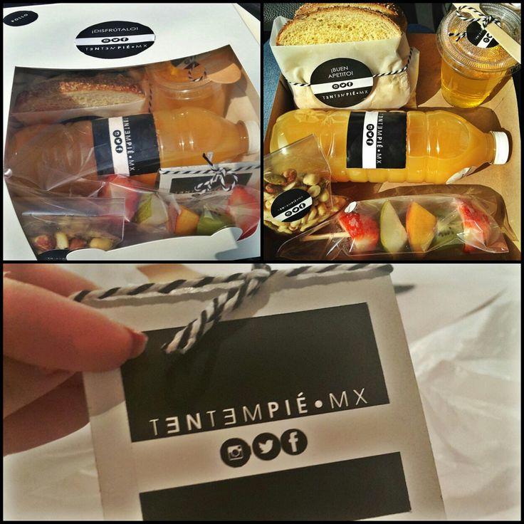 BOX LUNCH PARA REGALAR. Detalles Saludables #BoxLunch #Gift #BoxGift #Healthy #TentempiéMx