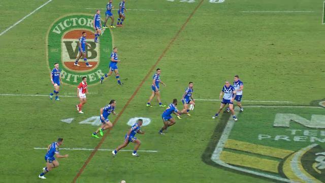 Parramatta Eels vs Canterbury Bulldogs: NRL live scores, blog...: Parramatta Eels vs Canterbury Bulldogs: NRL live scores,… #ParramattaEels