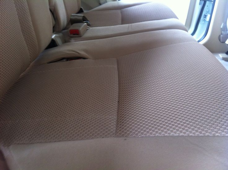 Seat #esemka Rajawali R2