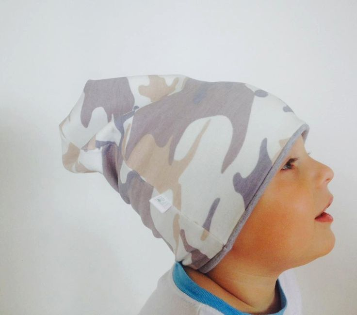 ECO DOUBLE HAT by FamStyle on Etsy