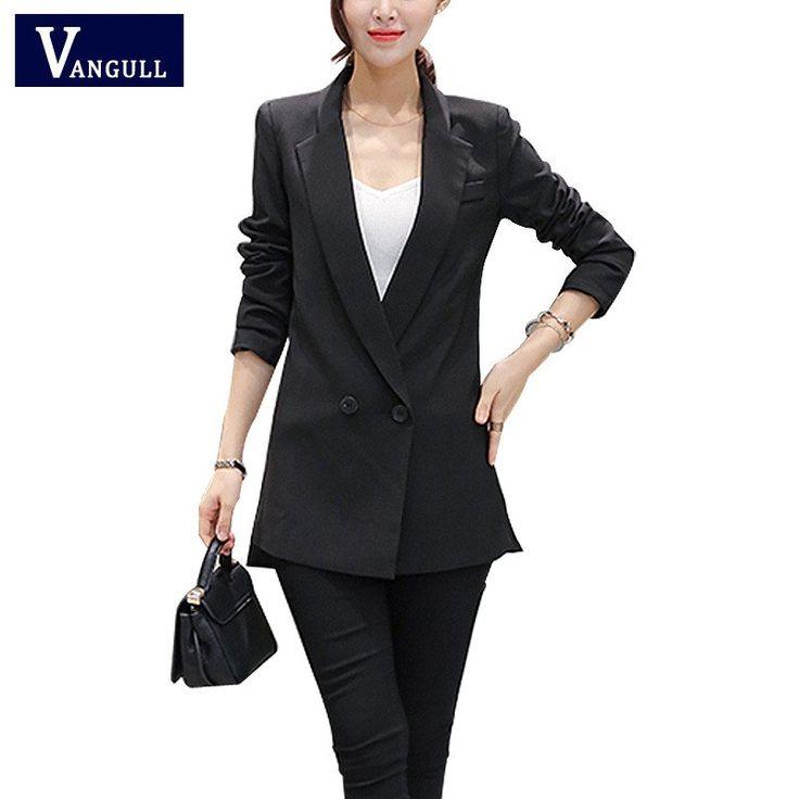 Female career fashion women blazer New OL plus size formal slim jackets office ladies plus size work wear uniform Suit Blazer