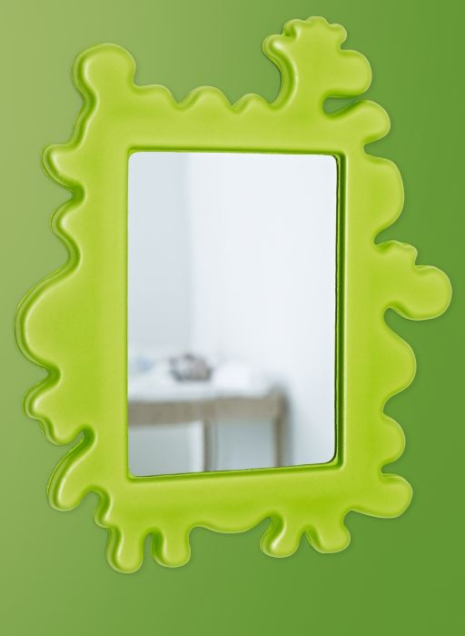 BARNSLIG mirror - impact resistant soft plastic makes it safe for little  ones to enthusiastically greet