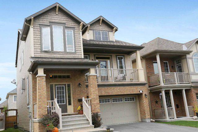 SOLD!!!  Stittsville  Location, location, location!  This house is located in the Fairwinds Community and is steps away from the park, Canadian Tire Centre and the new Outlet Mall!
