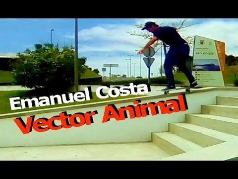 Emanuel Costa - Vector Animal