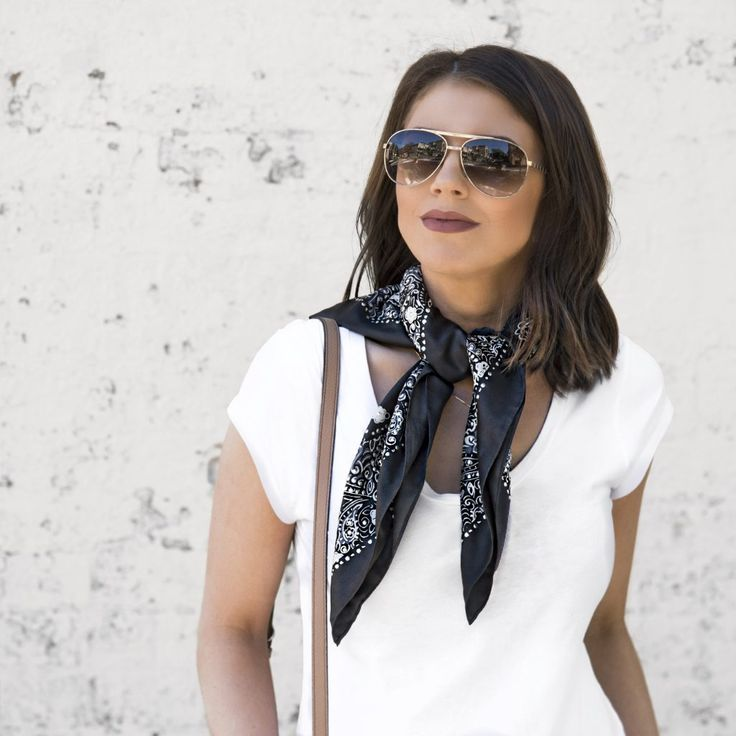 How to Accessorise, Chokers, Neckties and scarves, Styling accessories, Fashion styling
