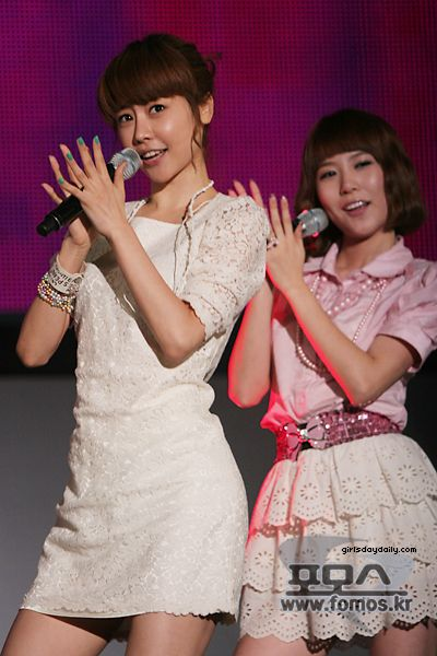 [PICS] 100828 Final MSL Celebration Show – Girl's Day – Girl's Day Daily