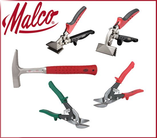 Malco Tools is a National Leader for HVAC Tools, Roofing Tools, Heating Ventilating and Air Conditioning Tools and professionals everywhere.