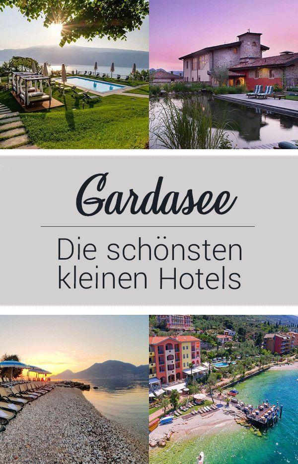 Urlaub am Gardasee – die schönsten kleinen Hotels…