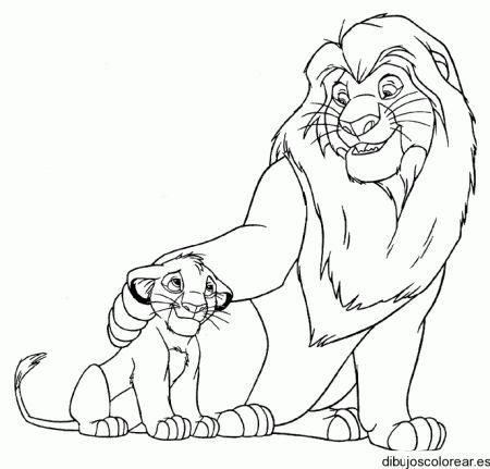 Ms de 25 ideas increbles sobre Dibujos de un leon en Pinterest