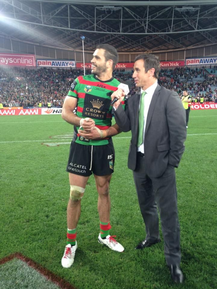 Greg Inglis and Andrew Johns 2014 | MadAussie.com
