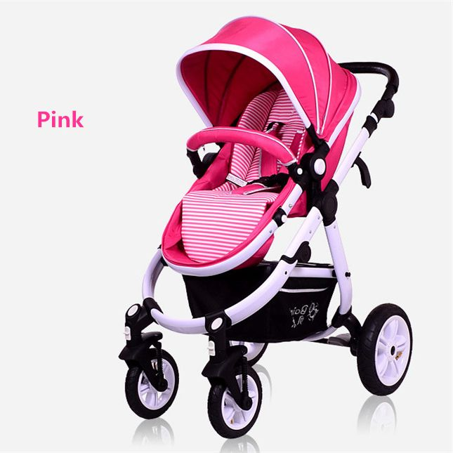 kids stroller 2 in 1 maclaren baby stroller and car seat adjustable baby car new arrive aluminum. Black Bedroom Furniture Sets. Home Design Ideas