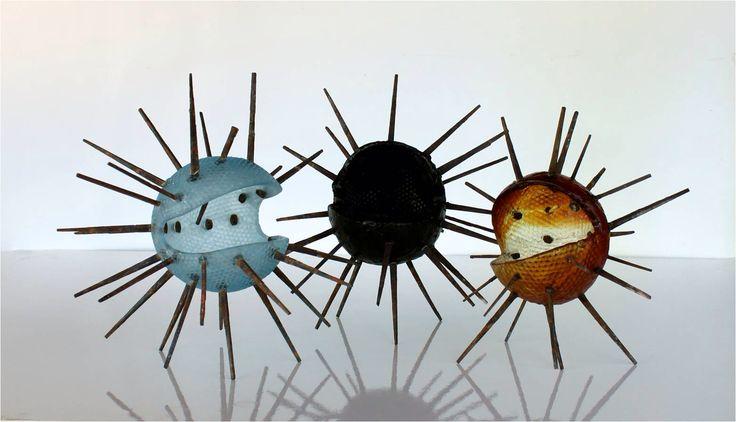 Cast Glass by Kim Logue