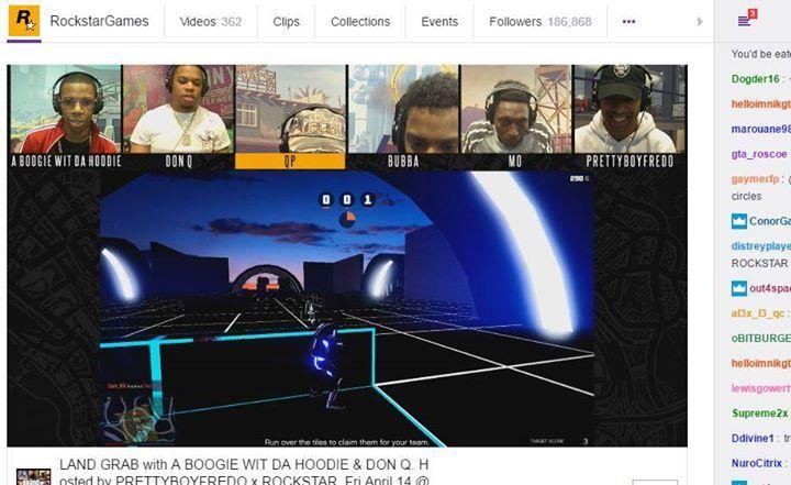 🔴 LIVE  GTA Land Grab mode & more with A Boogie Wit Da Hoodie x Don Q  Hosted by PrettyBoyFredo x Rockstar  https://www.twitch.tv/rockstargames https://www.twitch.tv/prettyboyfredo https://www.youtube.com/watch?v=3FrudnQaJ1c #ElectronicsStore