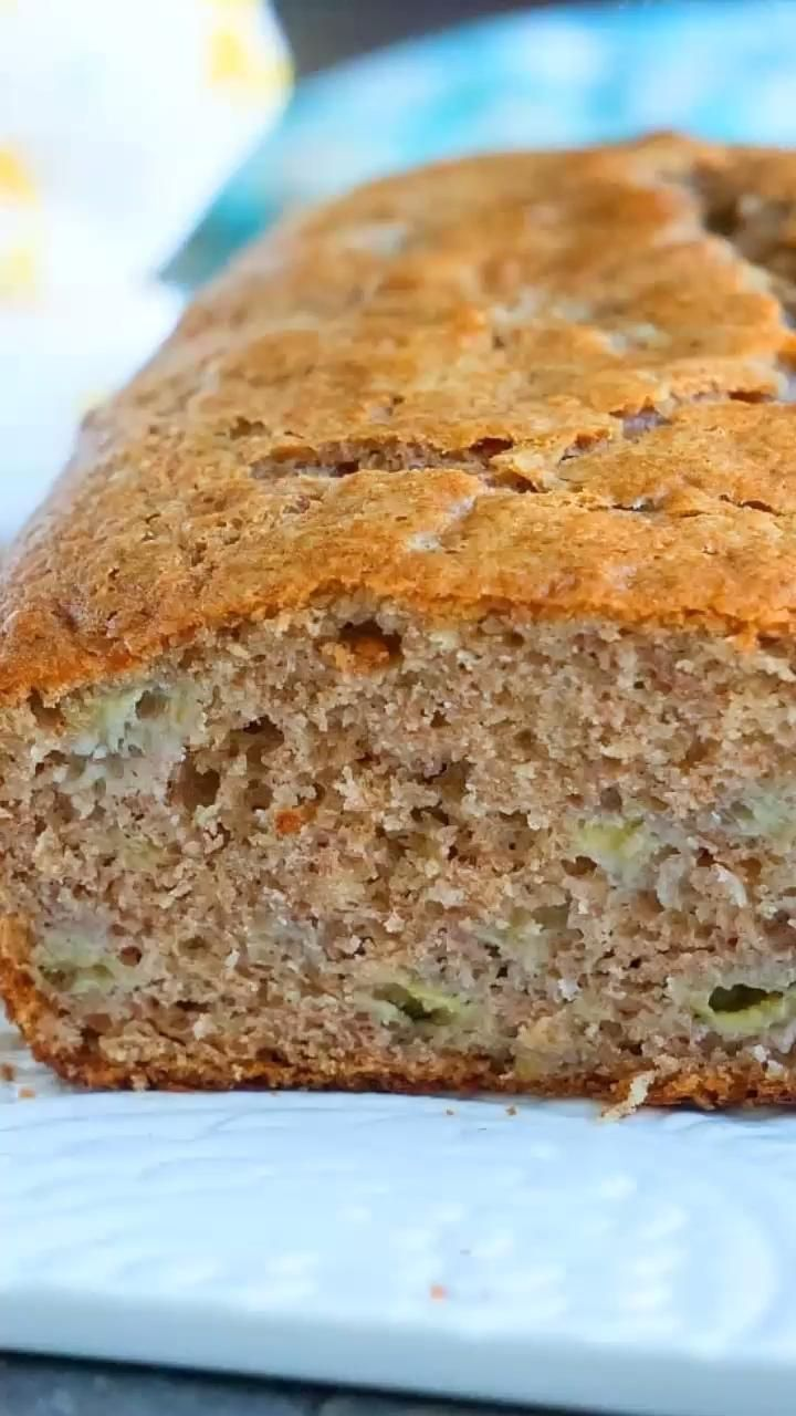 Cake mix banana bread video in 2020 easy banana bread