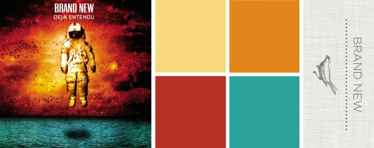 Sound in Color: Brand New - Deja Entendu