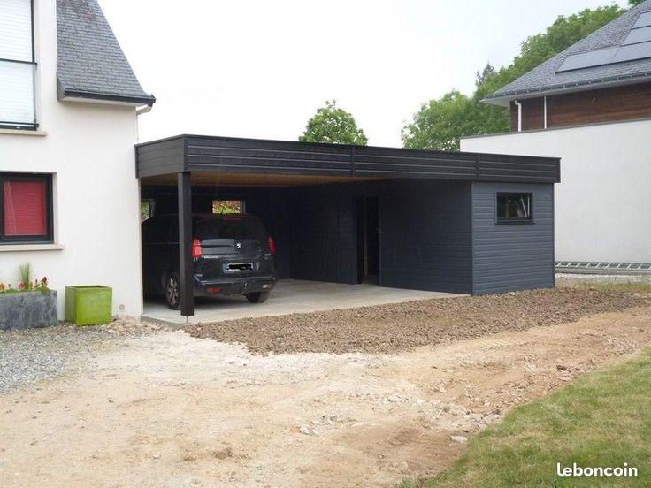 25 best ideas about carport garage on pinterest working for Annexe garage