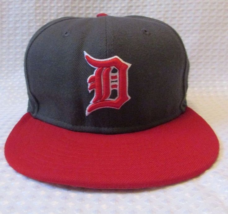 c3367daa ... new zealand detroit tigers mlb baseball new era 59fifty fitted mens hat  two tone gray red ...