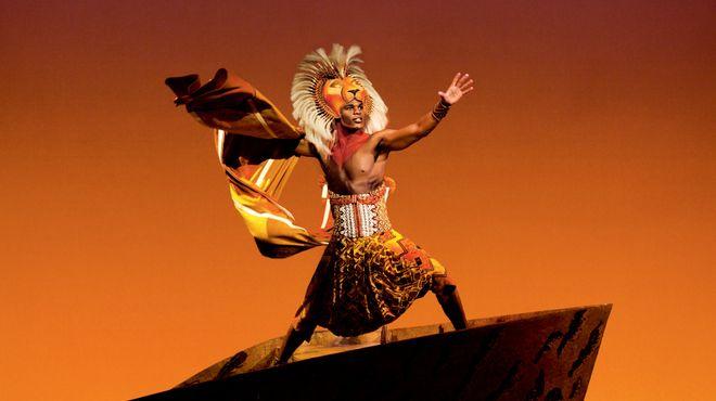 The Lion King  03/30/2014 6:30PM  Paramount Theatre - WA  Seattle, WA