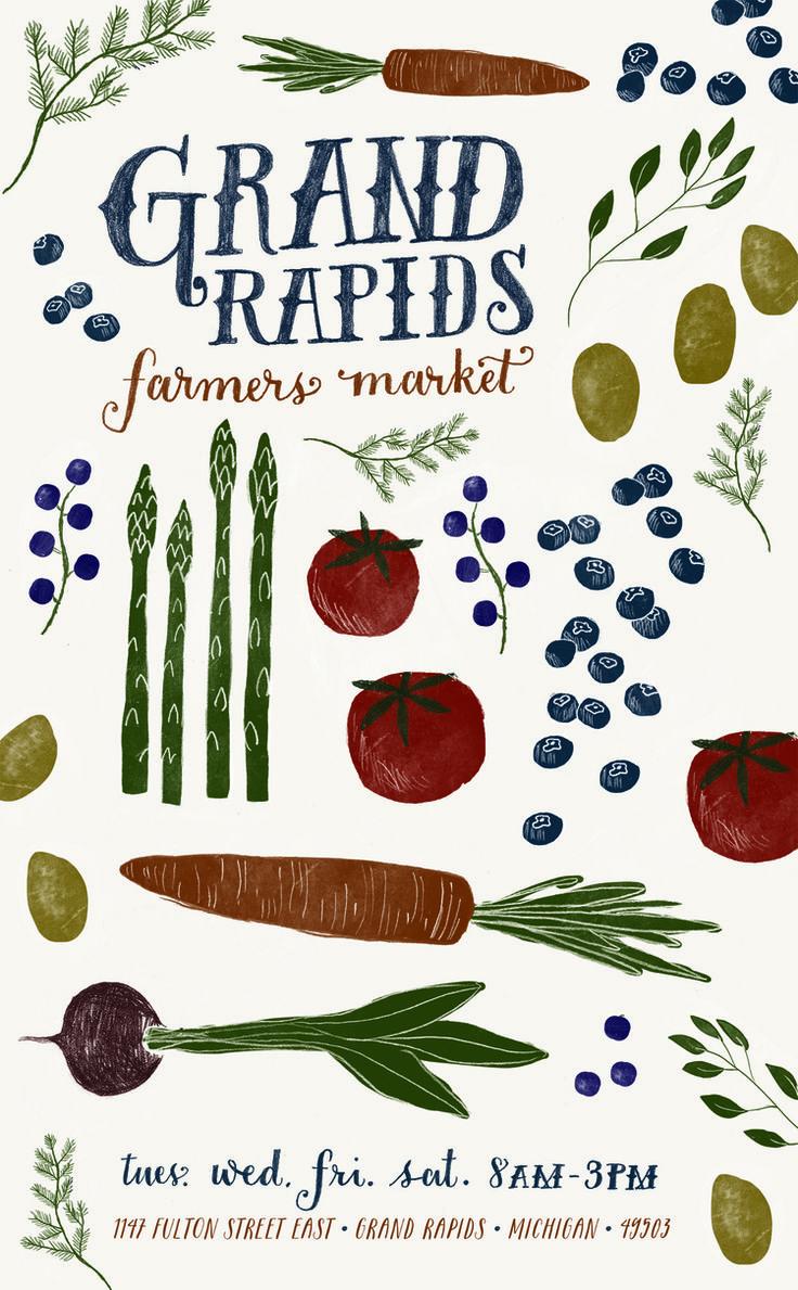 farmers-market | poster art