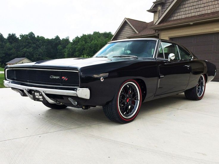 '68 Charger R/T