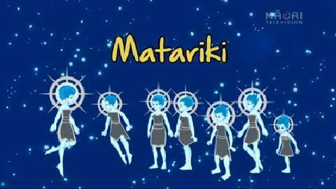 Matariki.Busy sisters learn of the wonderful story of Matariki and how whizzy, zippy, zig zagging sisters can work together to complete very important tasks.