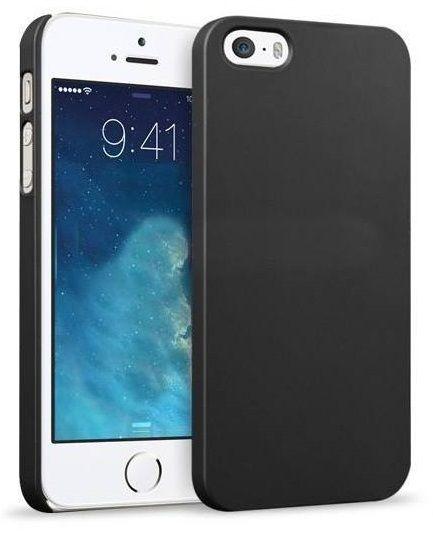 Rubber Plastic Θήκη Πλαστική Μαύρη (iPhone 6 Plus) - myThiki.gr - Θήκες Κινητών-Αξεσουάρ για Smartphones και Tablets - Rubber Black Plastic - iPhone 6 Plus