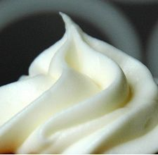 Recipe: Banana Cream Frosting. Yum.