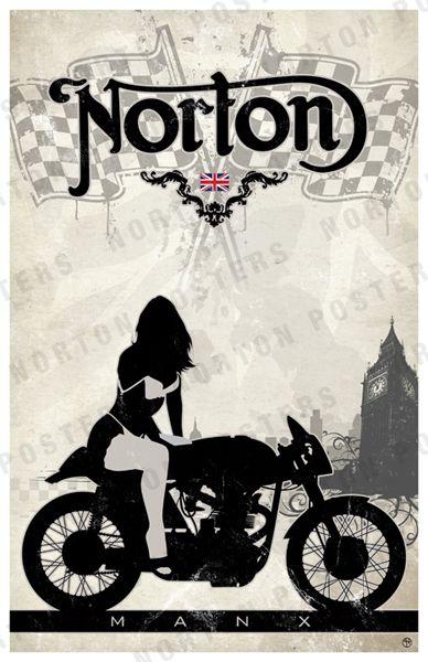 #illustration #design #motorcycles #motos | caferacerpasion.com