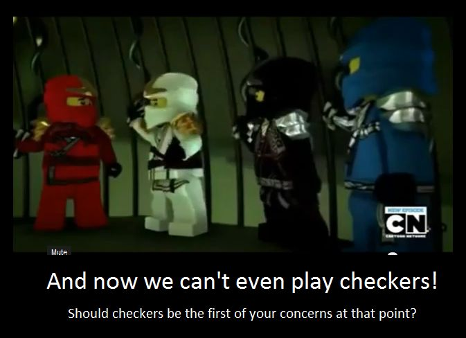 Deal with it Meme #2: Ninjago by thekirbykrisis on DeviantArt
