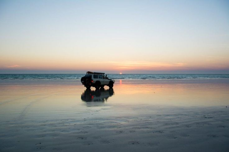 Cable beach by 4WD
