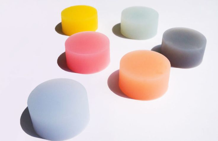 Colorful, Silicone Paper Holders by Jiwoong Jung - Design Milk