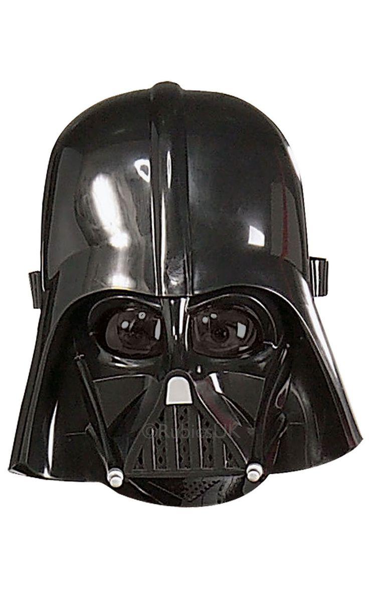 Star Wars. Darth Vader-lasten kasvomaski