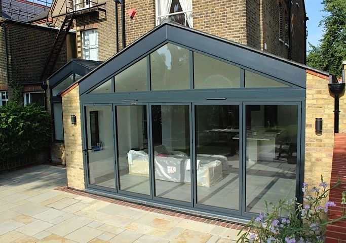 Barnes Extension and Refurbishment - Holland and Green