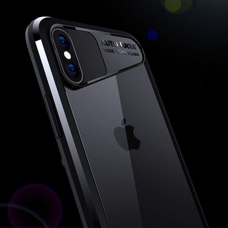 iPhone X 10 Back cover Schutzhülle Rückseite Etui Schale elegant