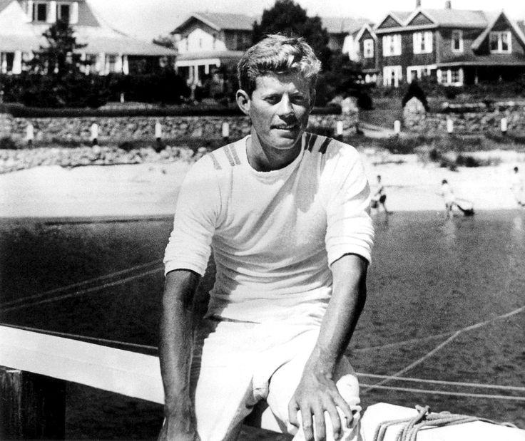 Cape Cod Summers Will Return. John F. Kennedy.