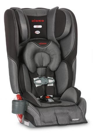 How Do I Love The Diono Rainer Car Seat? Let me count the ways… Diono Rainer Car Seat review