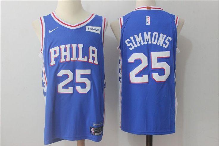Philadelphia SIXERS / BEN SIMMONS 25 Pour plus de détails DM   #nba #hoopsnation #basketball #nbajersey #nike #jersey #b4l #rennes #bretagne #illeetvilaine #philadelphia #phila #trusttheprocess #theprocess #sixers #philadelphiasixers #rookie #bensimmons #simmons #mvp
