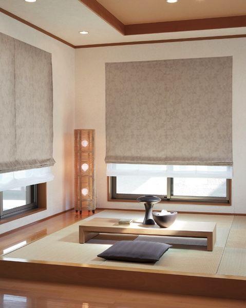 和室はカーテンが大切!柔らかい光で素敵な空間を演出する和室カーテン ... NewImage
