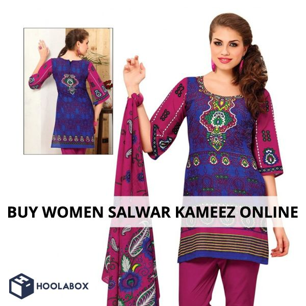 Buy Salwar Kameez Online in India at Hoolabox.com. Shop latest collection of salwar suits, designer salwar kameez online. We offer best deals & discounts available on women salwar kameez.  Please Visit:- http://hoolabox.com/167-salwar-kameez