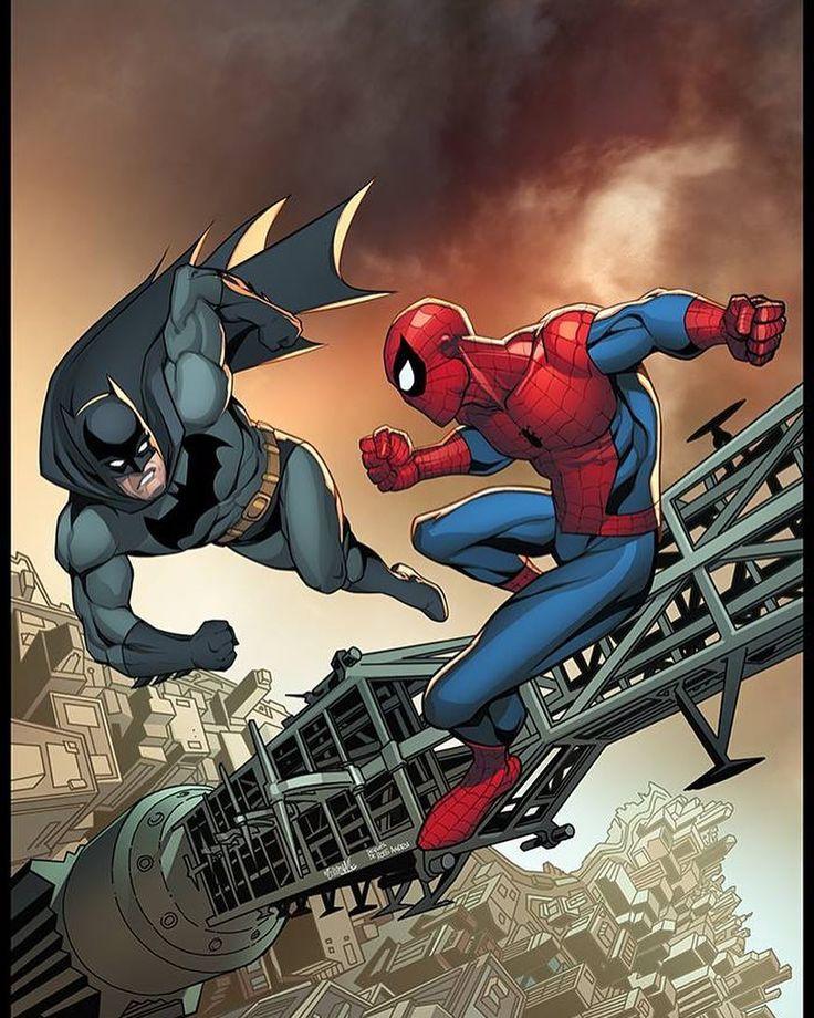 Batman v Spiderman