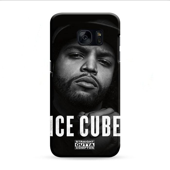 Straight Outta Compton Ice Cube Samsung Galaxy S7 Edge 3D Case
