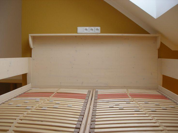 Vestavěné patro Černého / high bed