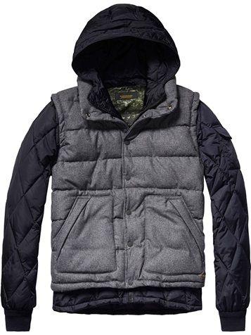 Куртка утеплённая scotch&soda  (арт. 132.1504.0710127032.58) |  в интернет-магазине
