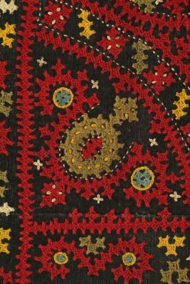 Armenian Embroidery similar to kutchwork of Gujarat