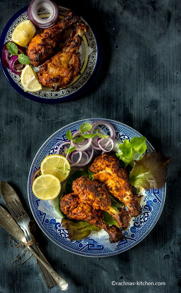 Tangdi kabab is a delicious melt in mouth appetizer prepared by soft, moist chicken marinated in aromatic Indian spices. Find step by step tangdi kabab.