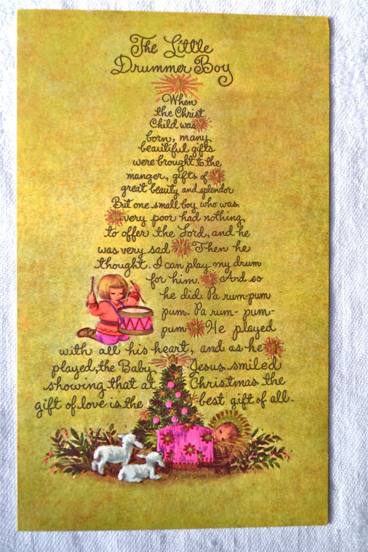 97 Best Mod Religious Christmas Cards Images On Pinterest  - Is A Christmas Tree Religious