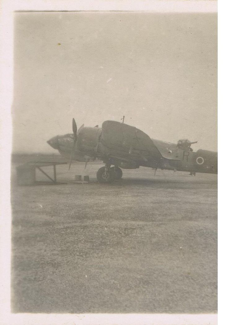 Bristol Bisley on Luqa airfield Malta 1943