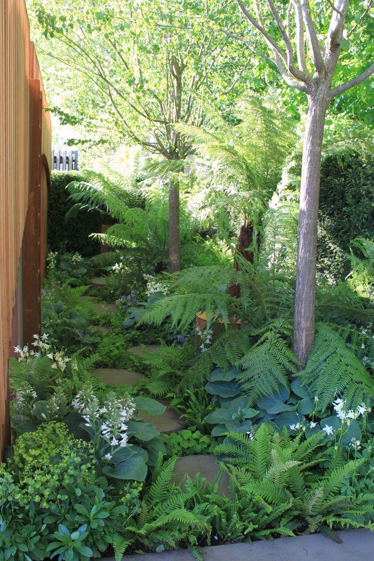 Woodland seclusion - The Homebase Garden - Adam Fr - #Adam #fr