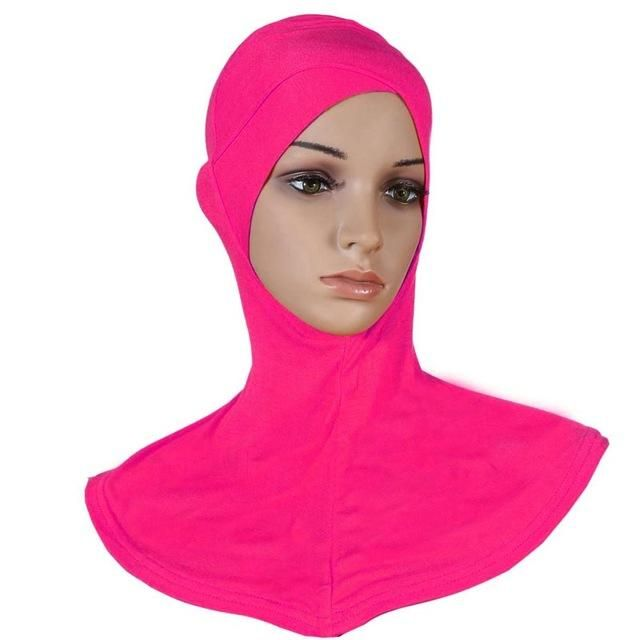 1 Piece Hijab Cap (15 Colors)